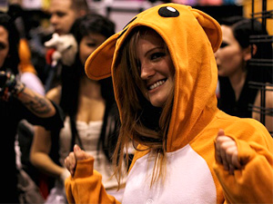 Top 20 Costumes at Toronto ComiCon 2013