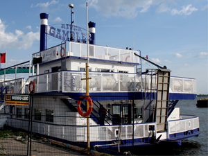 Summer Launch Party on the River Gambler