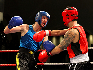 Agency Wars III | Local agencies put their fists up for charity