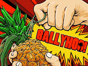 Album Review: Ballyhoo! – Pineapple Grenade