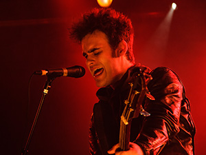 Live Review: Black Rebel Motorcycle Club @ Kool Haus (5/9)