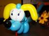 blue-bird-food-and-art-thing-toronto balloon animals
