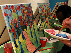 Paint Nite | Drink Creatively!