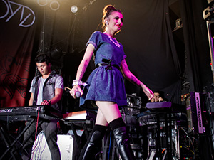 [Photos] Cher Lloyd + Fifth Harmony @ Phoenix Concert Theatre (9/13)
