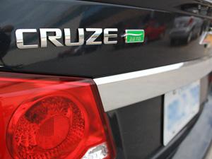 Loving the 2014 Chevy Cruze Diesel | #ChevyDrive