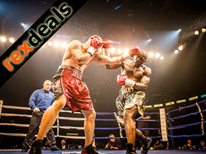 25% Off Tickets to LIVE Professional Boxing (Dec 1) | Exclusive Offer
