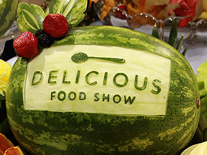 [Photos + Recap] Delicious Food Show 2013