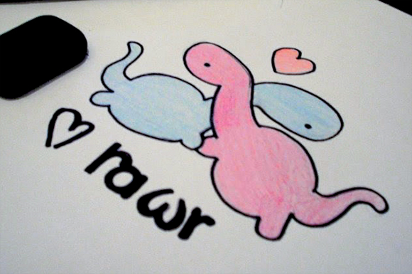 DinoLove Make Dinosaurus Rex Your Valentine