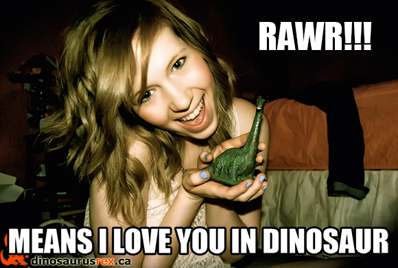 dino-love-luv-fans-of-dinosarurus-rex-cute-sexy-chick-girl-holding-dino-dinosaur-rawr-means-i-love-you-in-dinosaur