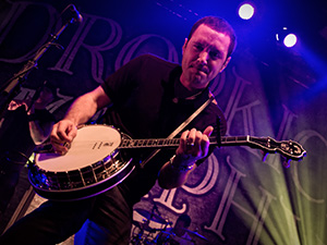 [Photos] Dropkick Murphys @ Sound Academy (9/15)