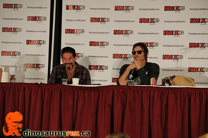 Walking Dead Panel