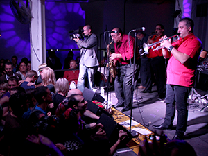 [PHOTOS] Fanfare Ciocarlia @ The Hoxton | 2012 Small World Music Fall Festival