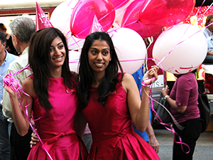 [PHOTOS] Holt Renfrew's 175th Anniversary Street Party | Fashion's Night Out