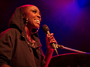 [Photos] Laura Mvula & King @ Mod Club (9/7)