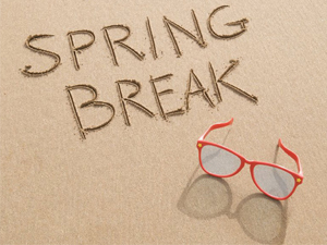 [For the Ladies] Spring Break Style Guide 2014