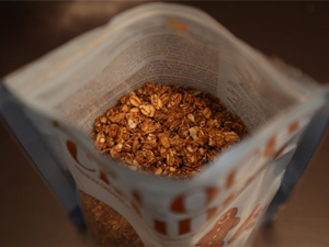 [Gastropost] Nature's Path Love Crunch Gingerbread Granola