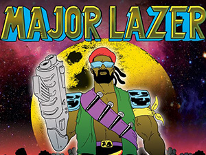 Major Lazer @ Sound Academy | Free The Universe Tour