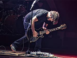 [Photos] Matthew Good @ Massey Hall (11/1)   Arrows of Desire Tour