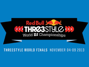 Calling all Canadian DJ's! Enter the 2013 Red Bull Thre3style World DJ Championships
