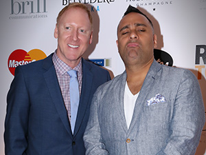 [Recap] 3rd Annual Right to Play Ball with Celebrity DJ Russell Peters