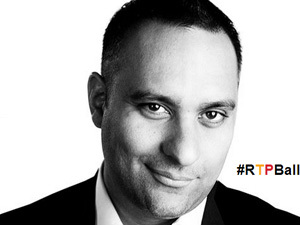 [Preview] 3rd Annual Right To Play Ball with Russell Peters