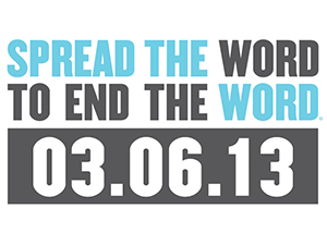R-word | Spread the Word to End the Word