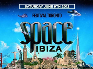 Space Ibiza Music Festival 2012 @ Sound Academy