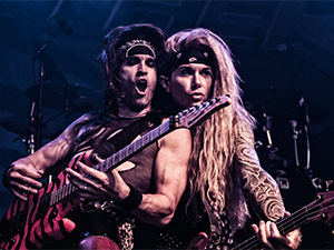 [Photos] Steel Panther @ Sound Academy (5/16)