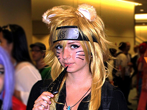 Top 10 Cosplay Girls at FAN EXPO 2012
