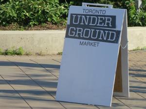 Toronto Underground Market @ Evergreen Brickworks