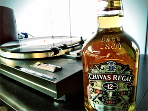 Chivas Regal presents Listen Up! @ Bay Bloor Radio
