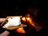 smore-station-at-wisers-spiced-canadian-whisky-halloween-launch-party-parlour-lounge