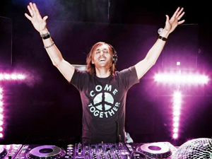 [Travel] David Guetta Headlines Concert in a Volcanic Crater in Portugal's Azores Islands