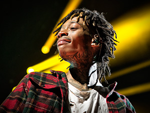 [Photos] Wiz Khalifa @ Molson Canadian Amphitheatre | Under The Influence of Music Tour